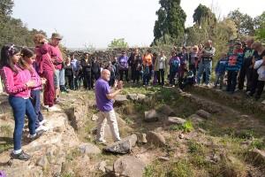 Explicació sobre el Castell de la Malavella