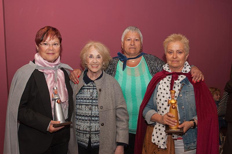 Malavella d'Honor 2015 Sra. Montserrat Carulla